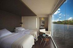 Amazon Luxury Cruises by Aqua Expedition. Completely Unique Experience. Read more at jebiga.com #travel #hotel #cruises #toptravel #luxury