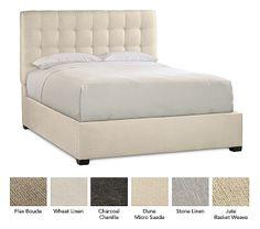 sleep number soft modern upholstered headboard upholstered headboardsbed framebed - Sleep Number Bed Frame
