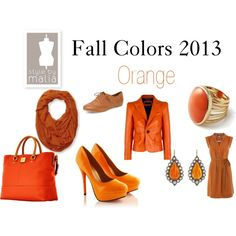 fall colors 2013 by stylebymalia, via Polyvore