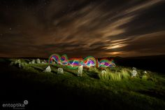 Brisworthy Rainbow Spirits Light Painting, Spirit, Rainbow, Stone, Rain Bow, Rainbows, Rock, Stones, Batu