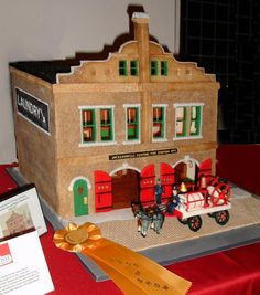 Gingerbread House Fi
