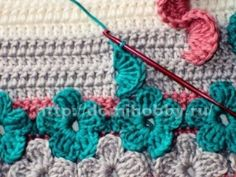 Amazing crochet stitch with instructions by shelby