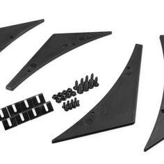 mazda mx5 front bumper canards – mx5 parts