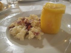 Potato Salad, Grains, Rice, Dishes, Ethnic Recipes, Food, Tablewares, Eten, Flatware