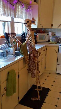 Skeleton helper
