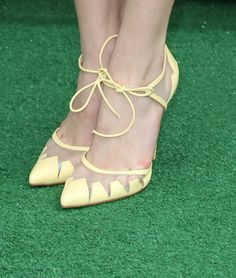 "07648f991ddc4f Bella Thorne wearing this girly Bionda Castana ""Lana"" pumps at the 2014  Cartoon Network"