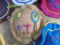 Living Charlotte Mason in California: handicraft