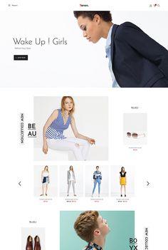 Karan - Minimal Fashion Prestashop Theme