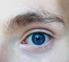 could swim in those blue eyes