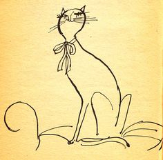 The Cat-Hater's Handbook: A Subversive Vintage Gem Illustrated by Tomi Ungerer | Brain Pickings