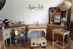 Home Painted Furniture, Corner Desk, Home Decor, Corner Table, Decoration Home, Room Decor, Home Interior Design, Home Decoration, Interior Design