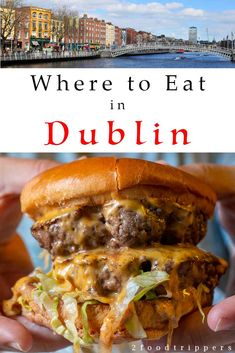 Check out the best Dublin food, beer and coffee spots that won't break the bank…. Check out the best Dublin food, beer and coffee spots that won't break the bank. Restaurants In Dublin, Dublin Pubs, Ireland Travel Guide, Dublin Travel, Paris Travel, Dublin Shopping, Dublin Library, Dublin Day Trips, Ireland Food