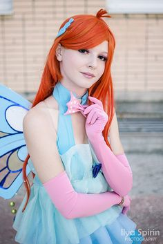 Winx Cosplay, Anime Cosplay Costumes, Cosplay Outfits, Cool Costumes, Cosplay Girls, Bloom Winx Club, Tokyo Mew Mew, Fat To Fit, Princesas Disney