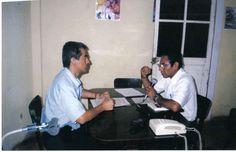 Entrevista a Francisco Chaparro, dirigente de la Asociación de Profesores de la Universidad Nacional San Luis Gonzaga de Ica.