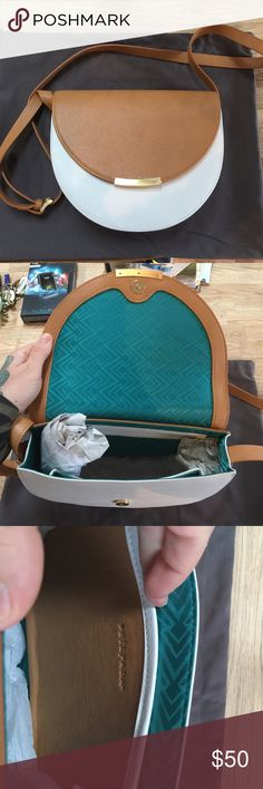 """""""Silpada""""Leather Cross Body Bag Brand new, never used. Comes with dust bag. Silpada Bags Crossbody Bags"""