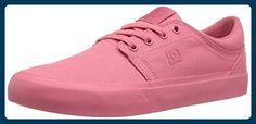 DC Junge Frauen Trase Tx Lowtop Schuhe, EUR: 37, Desert - Sneakers für frauen (*Partner-Link)