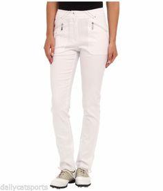 NWT-JAMIE-SADOCK-Angelica-Pants-Pure-Sugar-White-Size-16-120-41317