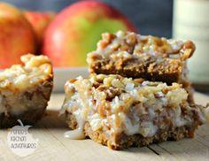 Renee's Kitchen Adventures: Salted Caramel Apple Magic Cookie Bars