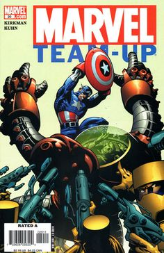 Marvel Team-Up Vol. 3 # 20 by Phil Hester & Ande Parks