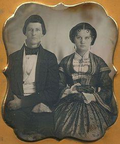 Victorian Solstice www.victoriansolstice.it Daguerrotype of an American couple