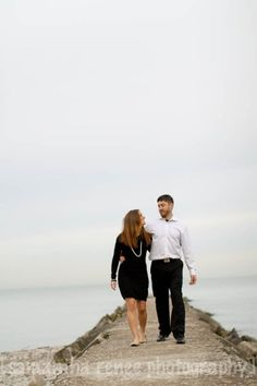 Huntington Beach Engagement Session by Sami Renee Photography // Cleveland Family, Wedding, & Portrait Photographer