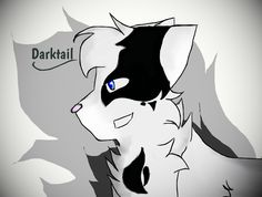 Darktail by silvershade21XD.deviantart.com on @DeviantArt