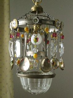 Bohemian Kitchen pendant