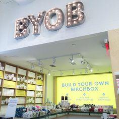 I'll take one of everything please  #birchbox #soho #nyc