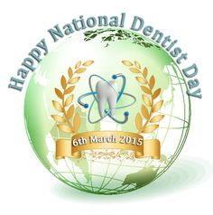Happy Dentist Day.