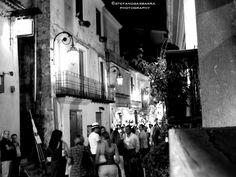 Night in Maratea, Basilicata (Italy)