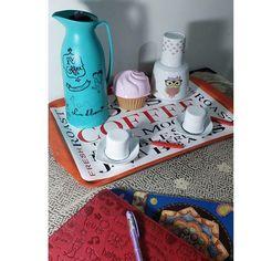 Café , pra uma noite que vai ter plantão! No papel: idéias, projeto, viabilização. Na cabeça: sonhos, um monte deles ! coisa boa♡ #dbembemviver, #dbem, #bemviver,#casa, #projetos,#cafe,#ideias,