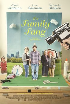 Return to the main poster page for The Family Fang. Coming to theaters on May 6th! There's a potato gun in the previews Al! ;)