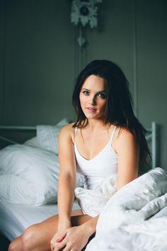 Rebecca Breeds - she is SO beautiful...