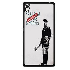 Dreams Cancelled TATUM-3729 Sony Phonecase Cover For Xperia Z1, Xperia Z2, Xperia Z3, Xperia Z4, Xperia Z5