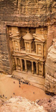 Petra, Jordan. Original Travel.
