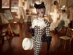 retro barbie in dogtooth (bobbinsandbombshells.blogspot.com)