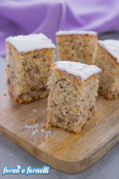 New Recipes, Sweet Recipes, Muffins, Daily Meals, Cake Cookies, Banana Bread, Cheesecake, Deserts, Food And Drink