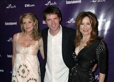 Ben Browder, Amanda Tapping, Mary McDonnell #SG1 #BSG