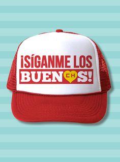 El Chapulín Trucker Hat - Siganme                              …