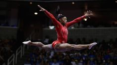 Simone Biles lands Team USA cover of Sports Illustrated Amazing Gymnastics, Gymnastics Videos, Gymnastics Team, Olympic Gymnastics, Gymnastics Leotards, Olympic Games, Gymnastics Pictures, Soccer Videos, Gymnastics Stretches
