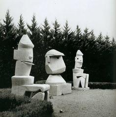Sculptures by Max Ernst