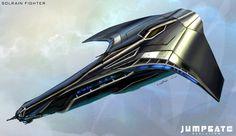 Megapost: Arte futurista y naves espaciales (Parte III)