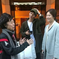 Chưa cưới Song Joong Ki, Song Hye Kyo đã lộ bụng bầu? - Ảnh 2.