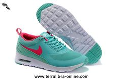2013 NeApple Green Nike Air Max Thea Print Womens Shoes 2014 New Releases