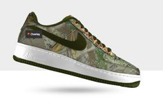 Nike Air Force 1 iD Realtree Camo Options Available Now