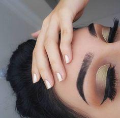 43f876ac732 pinterest: @ nandeezy † Makeup Goals, Makeup Is Life, Beauty Makeup, Makeup