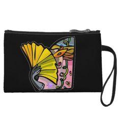 Masquerade Lady Mini Clutch Bag by #MoonDreamsMusic #masquerade #clutchbag #fan #Halloween
