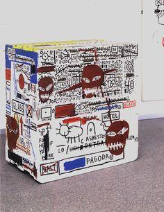 Jean-Michel Basquiat, 'Installation view,' 1988, Galerie Hans Mayer
