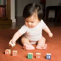 """when does learning begin? """"Learning begins at birth or before,"""" Doman says. """"The brain grows explosively between conception and age 6. Learning is actually an inverse function of age—the younger the baby is, the faster he will learn … his happiness, health, and general well-being are also significantly improved by stimulation and opportunity."""""""