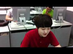 Korean students read Quran in a very good way at Chosun uni